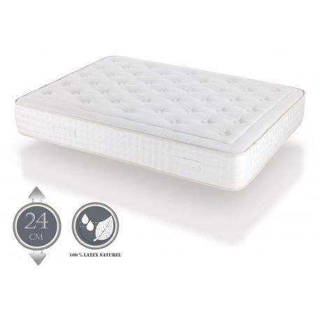 matelas naturel 90x190 pack lit superpos matelas iris x naturel with matelas naturel 90x190. Black Bedroom Furniture Sets. Home Design Ideas